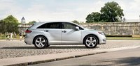 2012 Toyota Venza, Side view, exterior, manufacturer