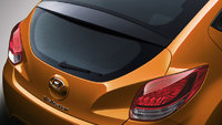 2012 Hyundai Veloster Base, Rear, exterior, manufacturer, gallery_worthy