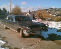 1968 Cadillac Fleetwood Picture Gallery