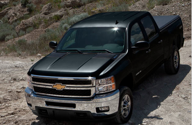 2012 chevrolet silverado 2500hd - overview