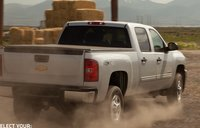 2012 Chevrolet Silverado 2500HD, Back quarter view. , exterior, manufacturer
