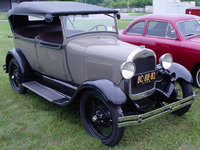 1927 Ford Model A Overview