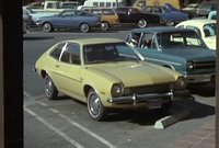 1971 Ford Pinto Overview