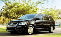 2012 Volkswagen Routan Picture Gallery