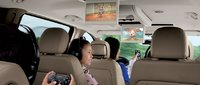 2012 Volkswagen Routan, Back Seat View., exterior, interior, manufacturer, gallery_worthy