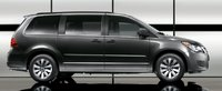 2012 Volkswagen Routan, Side View. , manufacturer, exterior