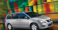 2012 Volkswagen Routan, Side View. , exterior, manufacturer, gallery_worthy