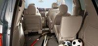 2012 Volkswagen Routan, Fold Down Seats. , interior, manufacturer