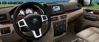 2012 Volkswagen Routan, Steering Wheel. , interior, manufacturer