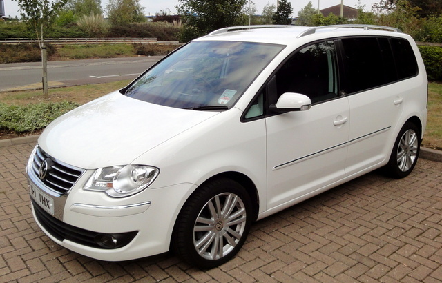 Picture of 2008 Volkswagen Touran