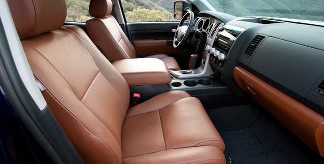 2012 Toyota Tundra, Front Seat. , interior, manufacturer