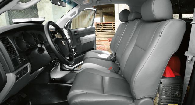 2012 Toyota Tundra, Front Seat. , exterior, interior, manufacturer