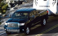 2012 Toyota Tundra, Front quarter view. , exterior, manufacturer
