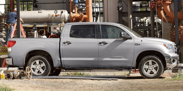 2012 Toyota Tundra, Side VIew. , exterior, manufacturer