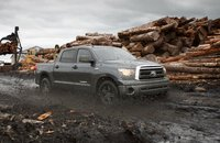 2012 Toyota Tundra, Front quarter view., exterior, manufacturer, gallery_worthy