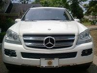 2007 Mercedes-Benz GL-Class GL 450, Front Exterior, exterior, gallery_worthy