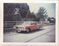 1960 Chevrolet Impala, My Impala that was rusty & restored. , exterior