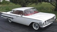 1960 Chevrolet Impala, Before I restored & repainted, exterior, gallery_worthy