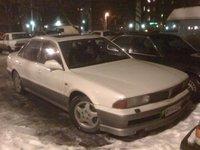 1991 Mitsubishi Sigma Overview