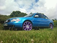Picture of 1997 Audi A4 1.8T Sedan FWD, exterior, gallery_worthy