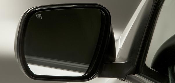 2012 Suzuki Grand Vitara, Rear view mirror. , exterior, manufacturer, gallery_worthy