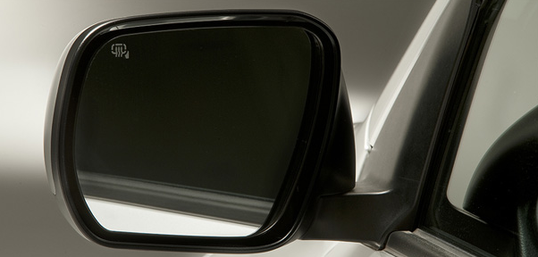 2012 Suzuki Grand Vitara, Rear view mirror. , manufacturer, exterior