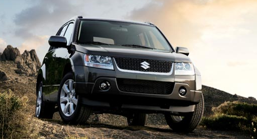 2012 Suzuki Grand Vitara, Front View. , exterior, manufacturer