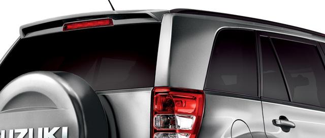 2012 Suzuki Grand Vitara, Back quarter view. , exterior, manufacturer