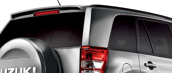 2012 Suzuki Grand Vitara, Back quarter view. , manufacturer, exterior