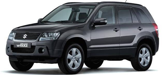2012 Suzuki Grand Vitara, Front quarter view. , exterior, manufacturer