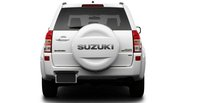 2012 Suzuki Grand Vitara, Back View. , exterior, manufacturer