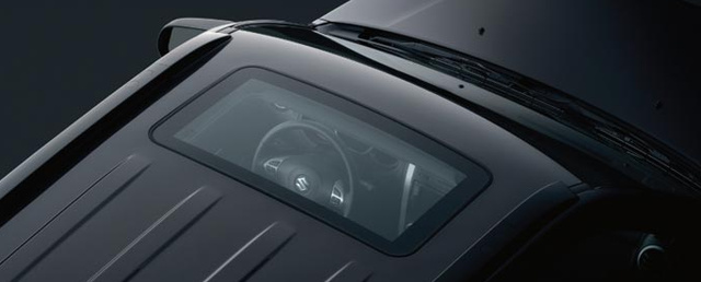 2012 Suzuki Grand Vitara, Sun Roof. , exterior, manufacturer