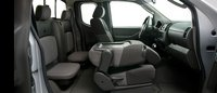 2012 Suzuki Equator, Front and back seat. , manufacturer, interior