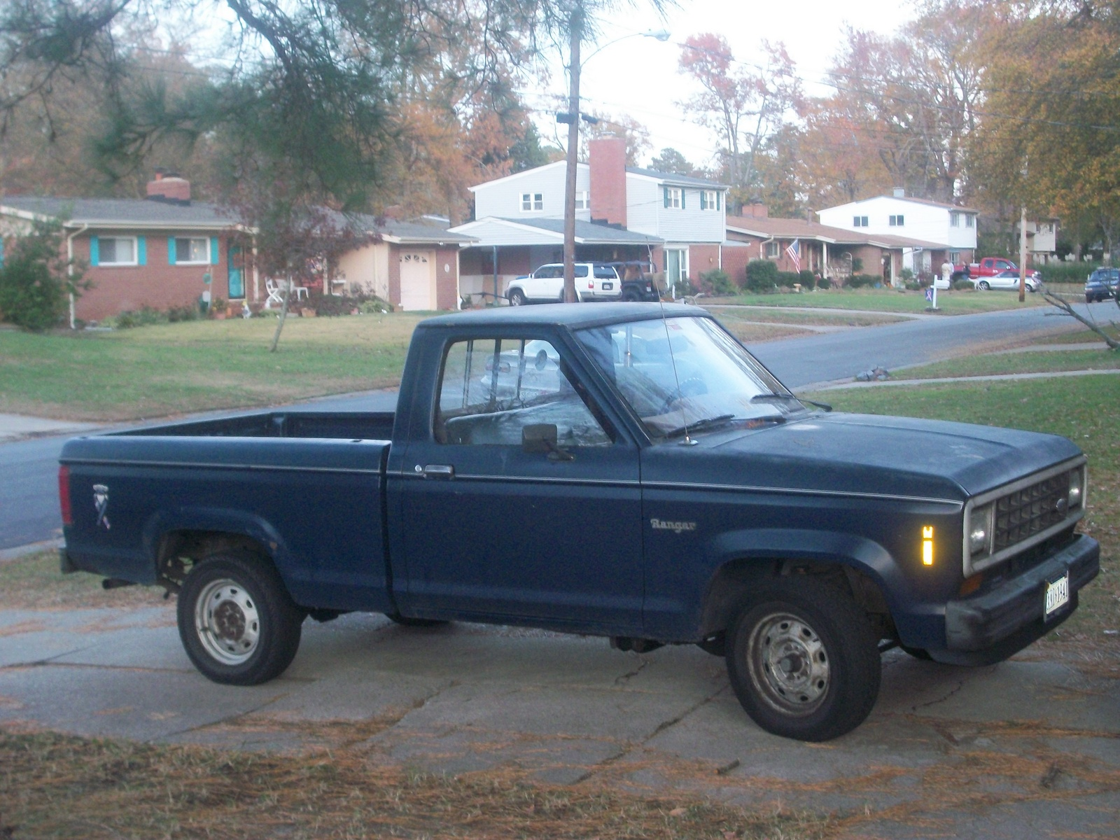1985 Ford Ranger Pictures Cargurus