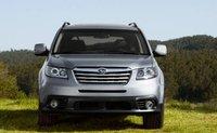 2012 Subaru Tribeca, Front View. , exterior, manufacturer