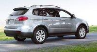 2012 Subaru Tribeca, Back quarter view. , exterior, manufacturer