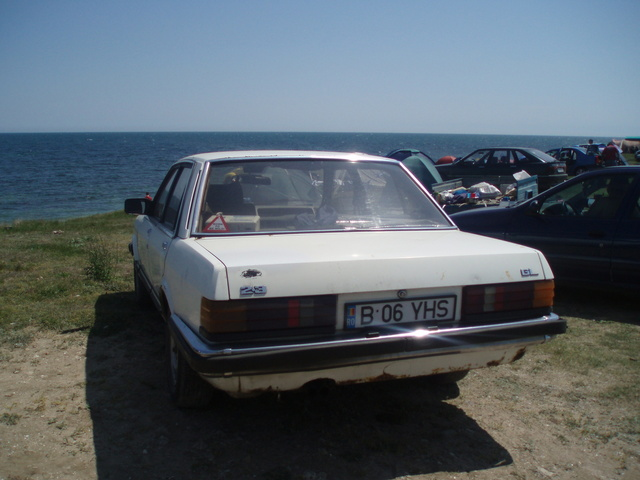1982 Ford Granada, Fiara at Vama Veche - Romania, exterior, gallery_worthy