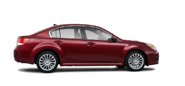 2012 Subaru Legacy, Side View. , exterior, manufacturer