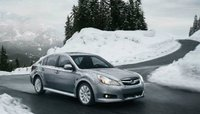 2012 Subaru Legacy Picture Gallery