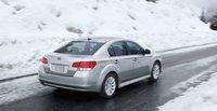 2012 Subaru Legacy, Back quarter view. , exterior, manufacturer