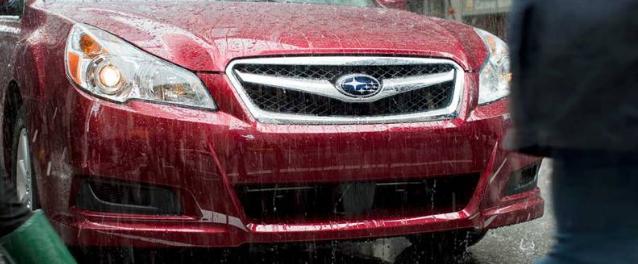 2012 Subaru Legacy, Hood. , exterior, manufacturer