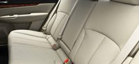 2012 Subaru Legacy, Back quarter view., interior, manufacturer