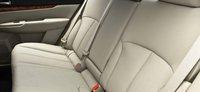 2012 Subaru Legacy, Back quarter view., interior, manufacturer