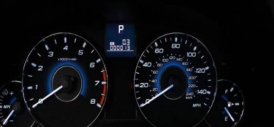 2012 Subaru Legacy, Instrument. , interior, manufacturer