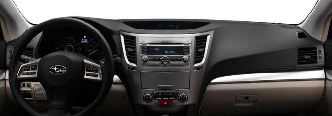 2012 Subaru Legacy, Front Seat. , interior, manufacturer