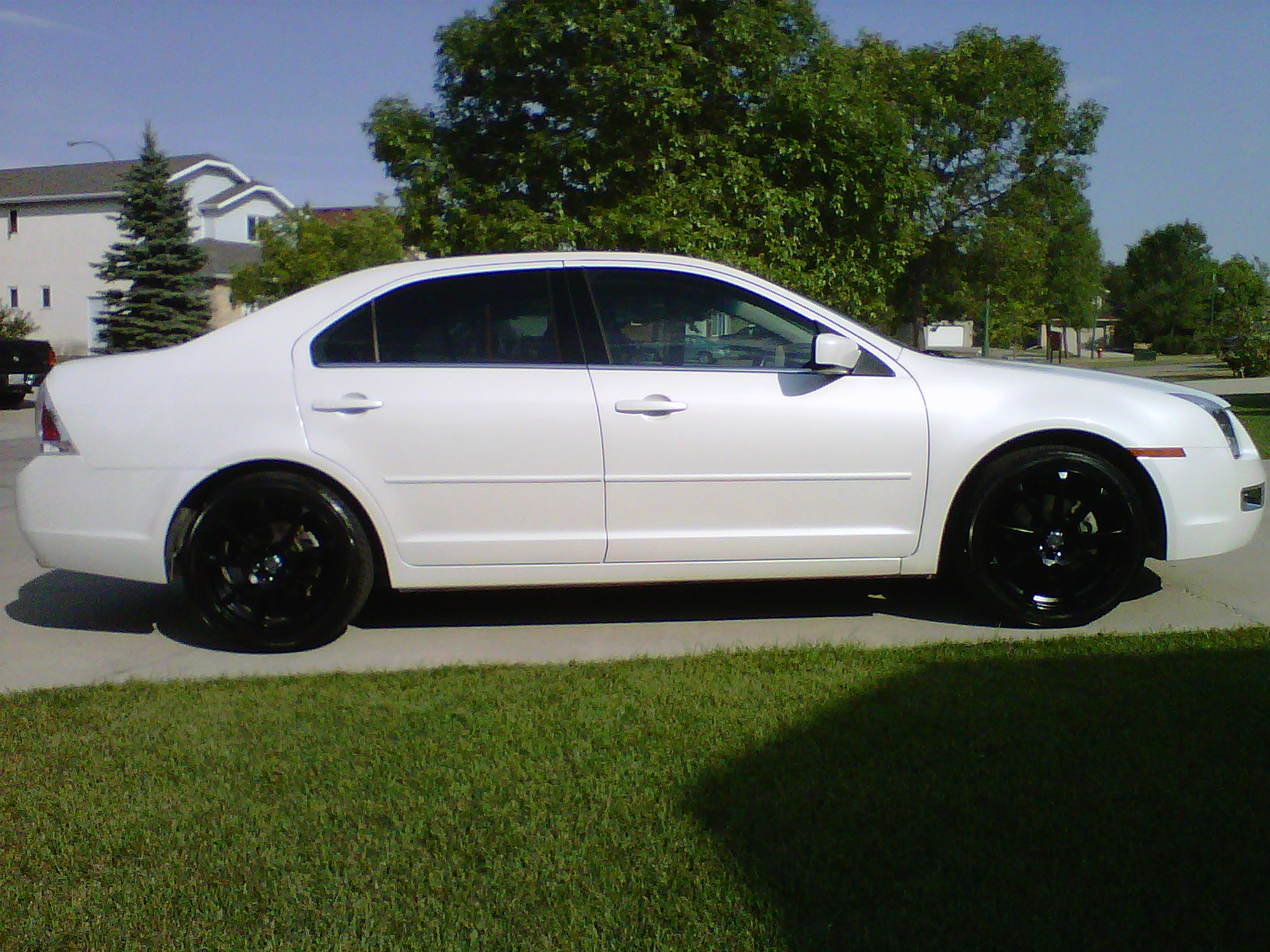 2009 Ford Fusion Pictures Cargurus