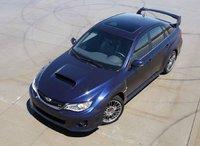 2012 Subaru Impreza WRX STi, Aeial View. , exterior, manufacturer