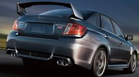 2012 Subaru Impreza WRX STi, Back quarter view. , exterior, manufacturer