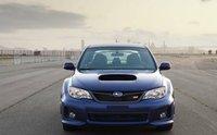 2012 Subaru Impreza WRX STi, Front View. , exterior, manufacturer