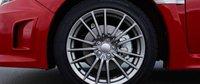 2012 Subaru Impreza WRX STi, Tire. , exterior, manufacturer